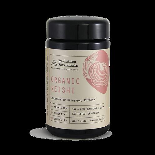 Evolution Botanicals - Organic Reishi