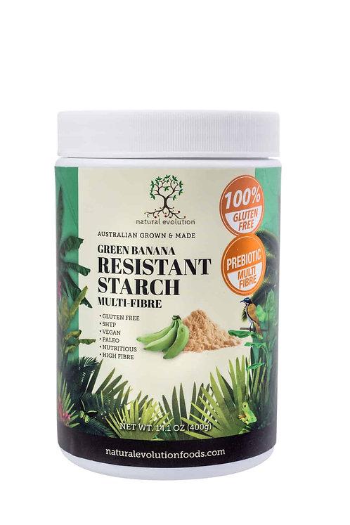 Natural Evolution - Green Banana Resistant Starch 400g