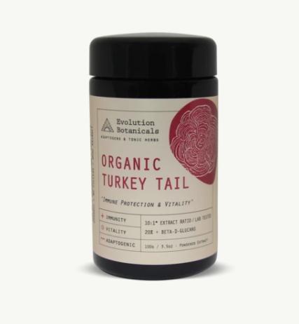 Evolution Botanicals - Organic Turkey Tail
