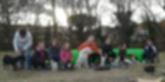 La classe chiots du 26 novembre 2017