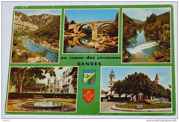 Ganges Hérault
