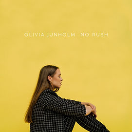 Olivia Junholm No Rush Ep cover