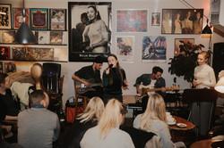 Olivia Junholm Live Dirty Records