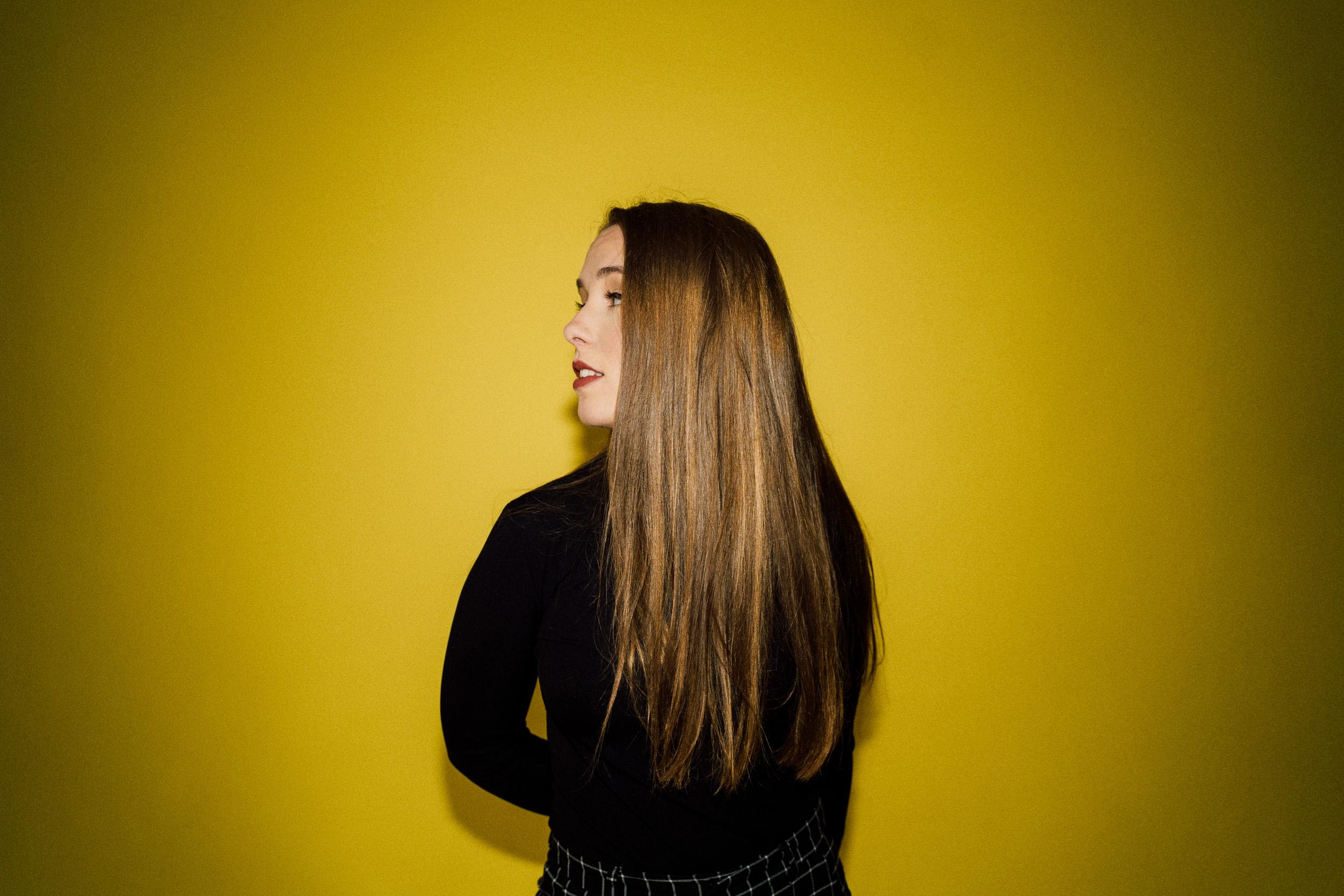 Olivia Junholm music photo