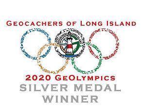GoLI 2020 GeOlympics Silver Medal Profil