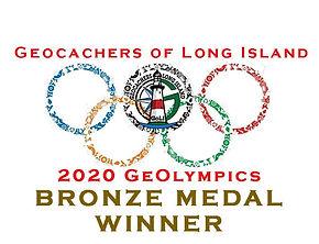 GoLI 2020 GeOlympics Bronze Medal Profil
