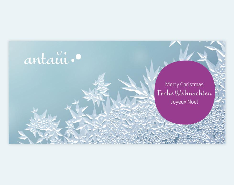 antaui GmbH, Weihnachtskarte 2018, Titel
