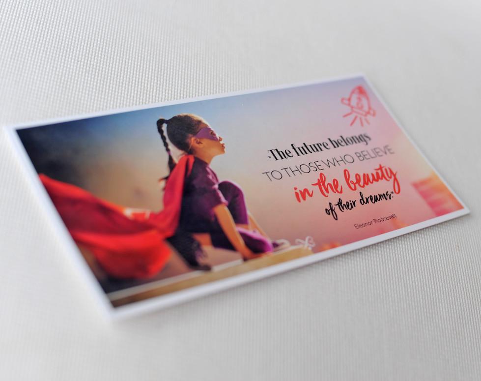 Postkarte kassiopaia