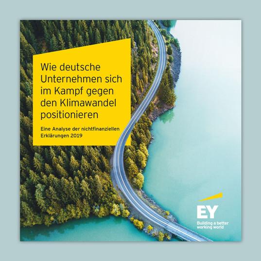 Wie deutsche Unternehmen sich im Kampf gegen den Klimawandel positionieren
