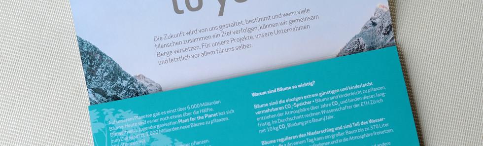 antaui GmbH, Weihnachtskarte 2019, Innen, Wickelfalz