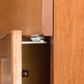Cabinet Hook and Latch Set