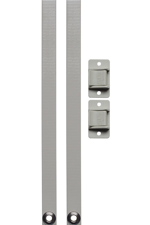 Topple Stop Furniture Straps Beige (2-Pack)