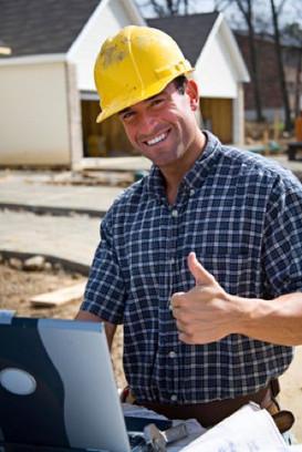 Организация создания сайта строительной компании