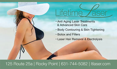 lifetime laser ad from lipulse non summe