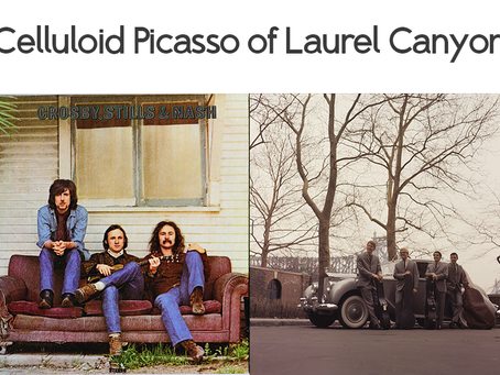 CELLULOID PICASSO OF LAUREL CANYON