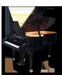 Magasin de piano à Lille