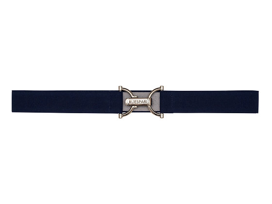 Dark Blue Sea & Engraved Clasp