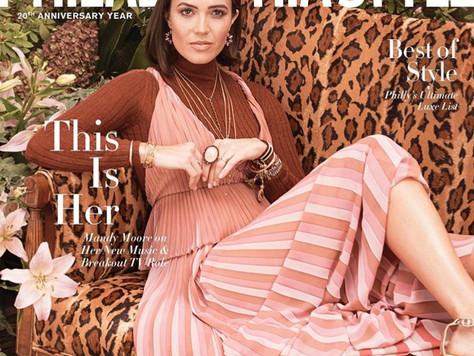 Featured in Philadelphia Style Magazine