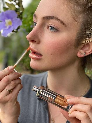 Rose Gold Lip Gloss - Bubbly