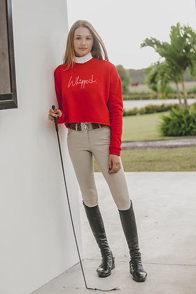 Whipped (Hunt Coat Red)