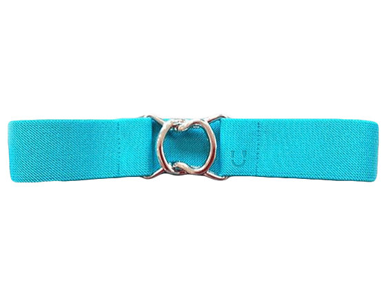 Kid's Teal and Silver Clasp