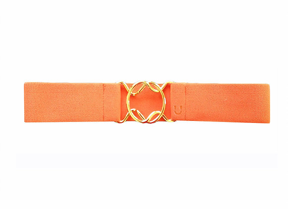 Orange & Gold Clasp