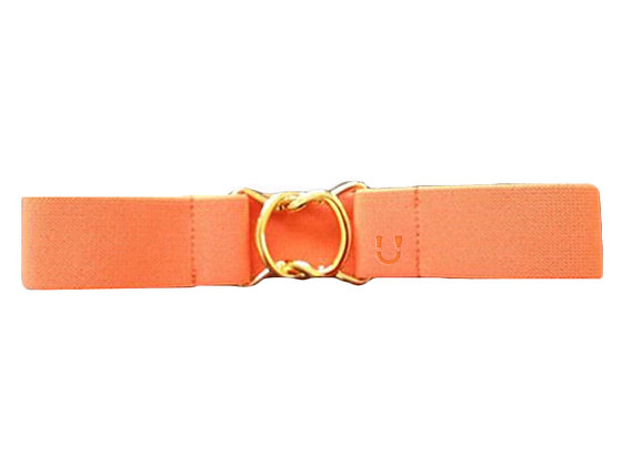 Kid's Orange and Gold Clasp