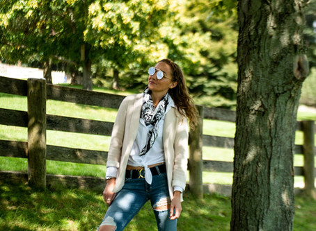 Leaning Into The Stretch: How Entrepreneur Adrienne Marciano Disrupted The Equestrian Accessories In