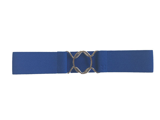 Power Blue & Silver/Gold Clasp