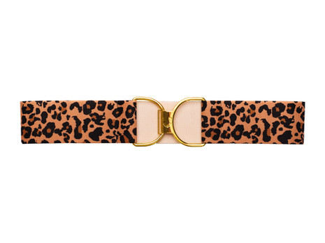 Wild Thing & Gold Embossed Logo Clasp