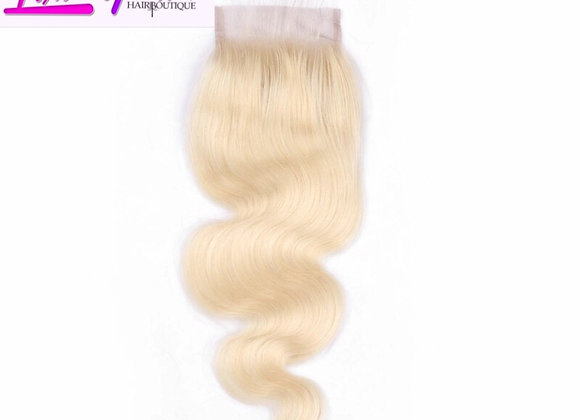 #613 Body Wave Lace Closure