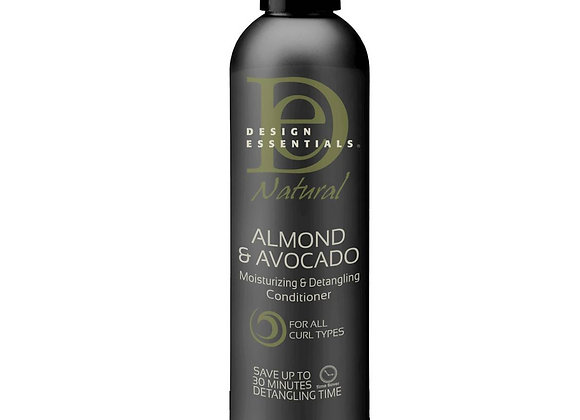 Design Essentials Almond & Avocado Detangling Conditioner