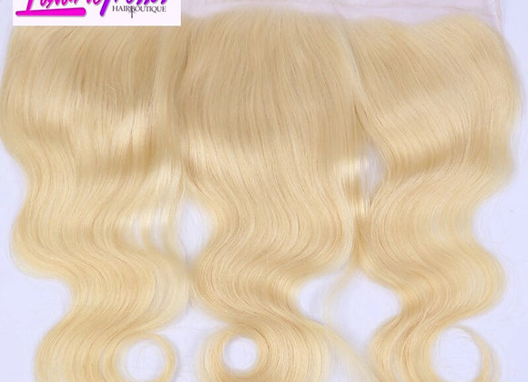 #613 Brazilian Body Wave Frontal