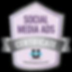 Social Media Advertising badge.png