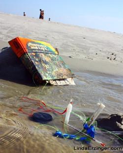 """History on the Shoreline"", 2011."