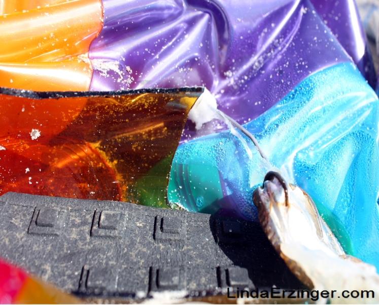 """""""Glue Ball"""", 2011."""