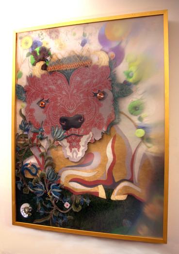 """In the Garden"", 2013"
