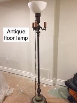 antiqueFloorLamp