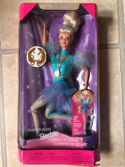 Barbie Skater