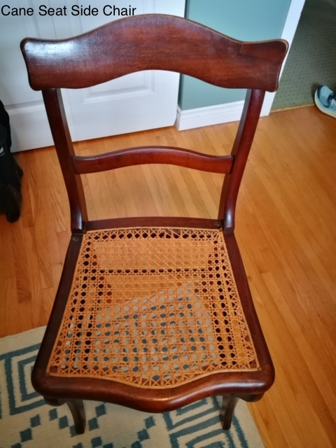 Cane Seat Side Chair