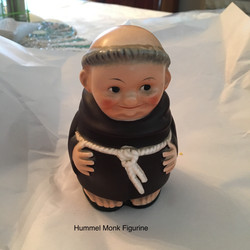 Hummel Monk Figurine