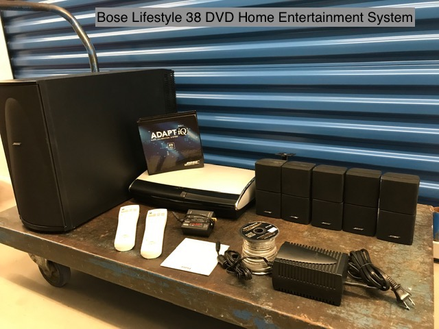 Bose 38DVD Home Entertainment