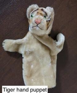 tigerHandPuppet