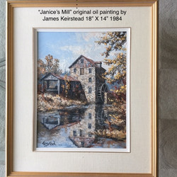 Oil Painting James Keirstead