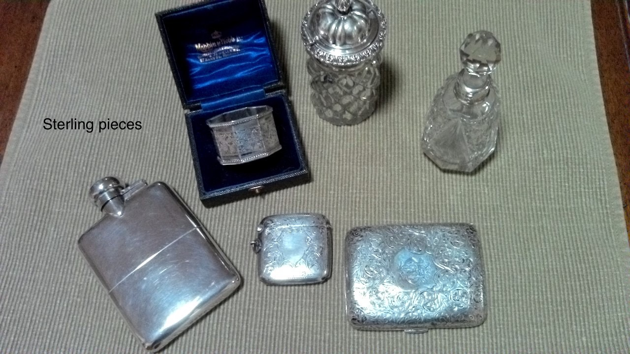 Sterling Pieces