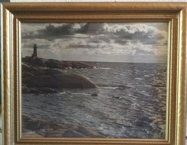 """Peggy's Cove"""