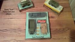 Dinky Task Force Set