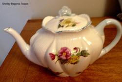 Shelley Begonia Teapot