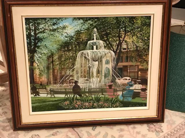 """""""Gore Park Fountain, 1958""""_9725"""