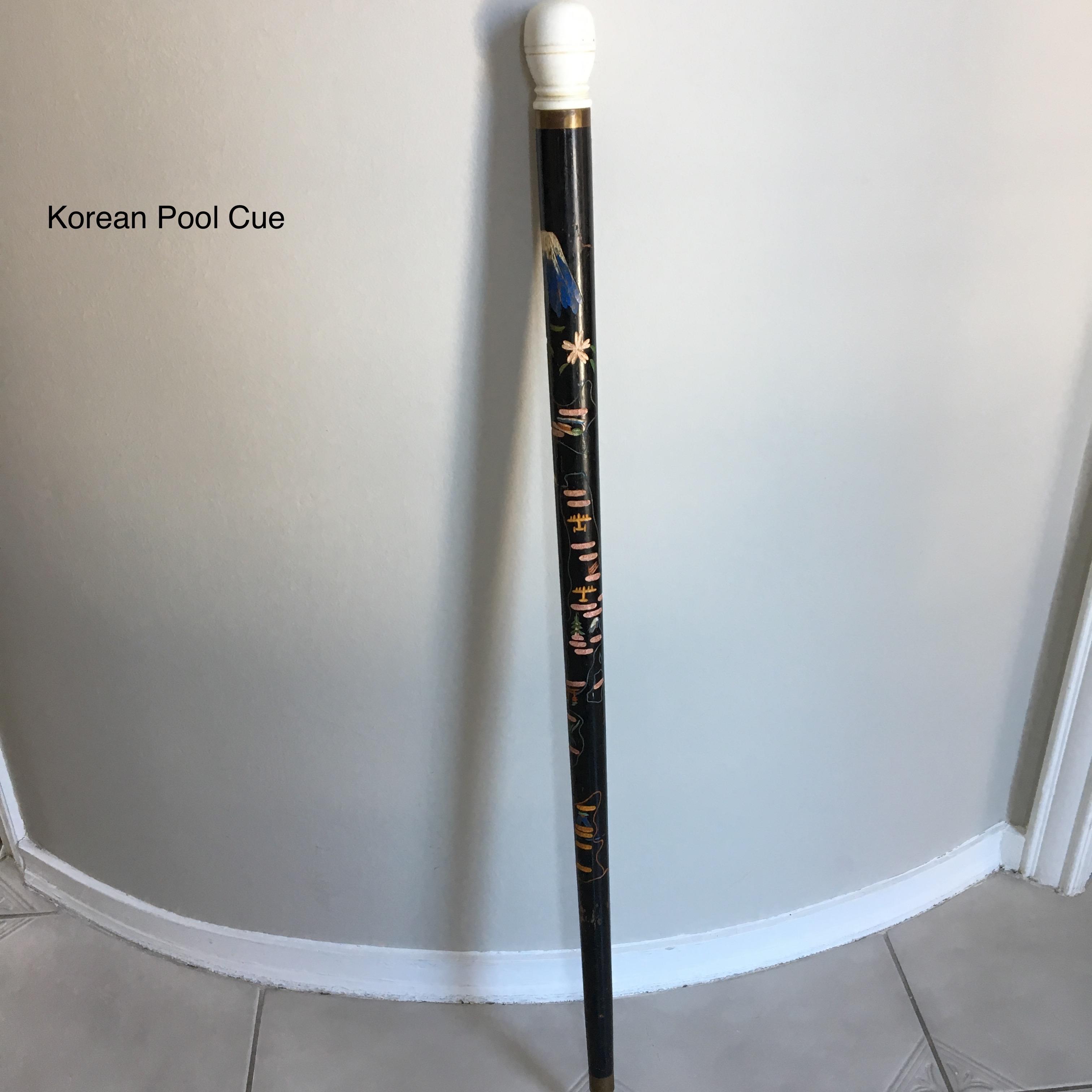 Korean Pool Cue